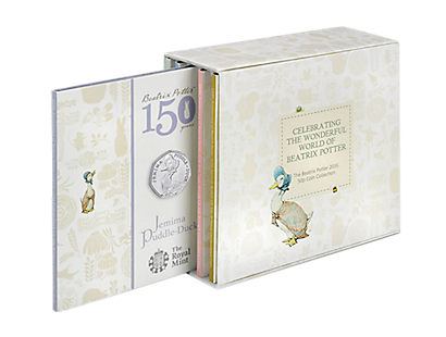 150th Anniversary of Beatrix Potter 2016 Box Set