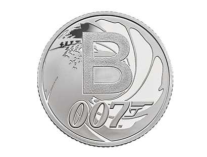The Great British Coin Hunt - Quintessentially British 'B'  2018 Silver Proof 10p Coin