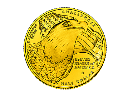 US Half Dollar Gold-Plated Collection