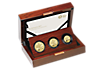 The Royal Mint Britannia 2017 Premium Three-Coin Gold Proof Set